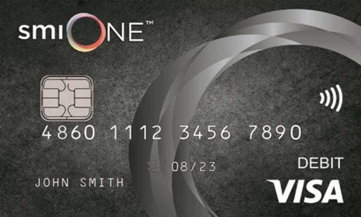 smiONE™ Visa® Prepaid Card Child Support, North Dakota